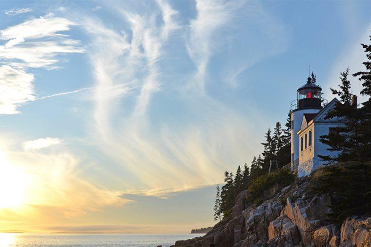 Leuchturm Acadia